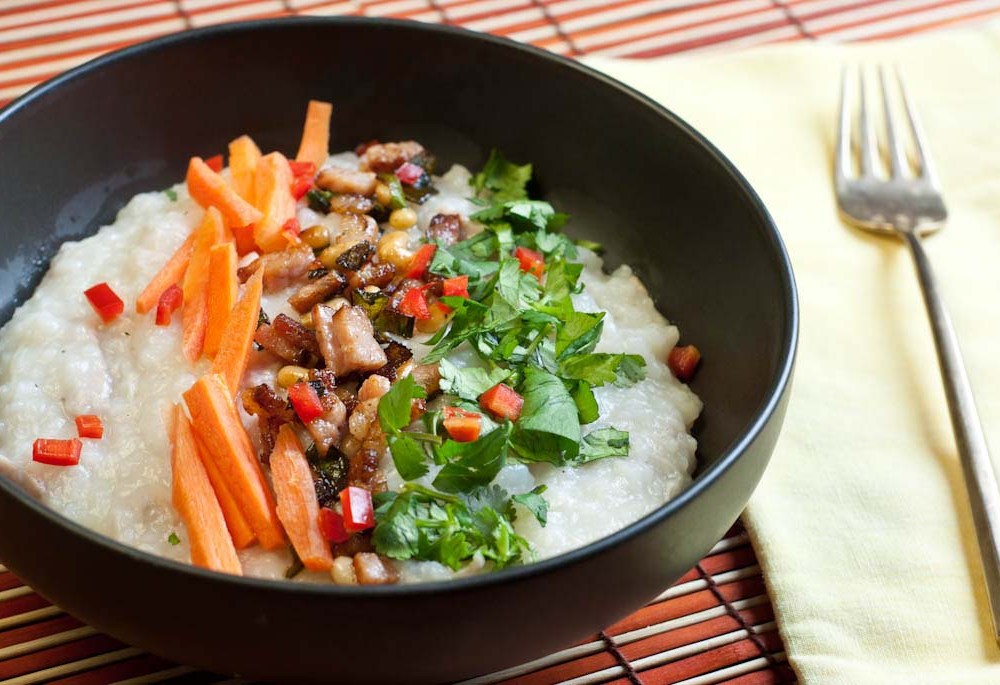 Low Fodmap Rice Congee