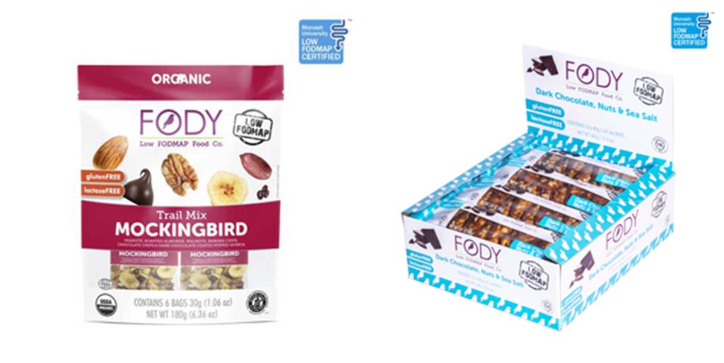 Fody Foods Snack bars and Trail Mix