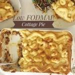 Low FODMAP Cottage Pie