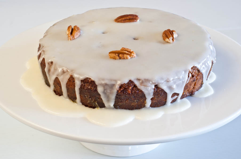 Low Fodmap Orange and chocolate Cake