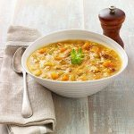 Low Fodmap Lamb-Vegetable-Soup