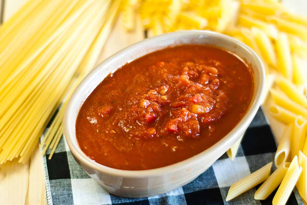 Low Fodmap Tomato Sauce