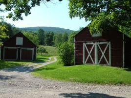 Beautiful Farm Land Near Eldon French's Home