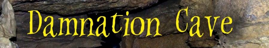 Strange New England - Damnation Cave