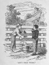Mark Twain's Tom Sawyer - Folklore