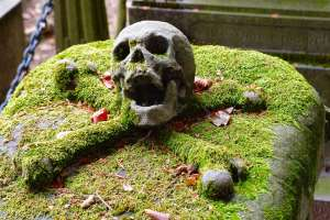 Skull Tomb - Folklore