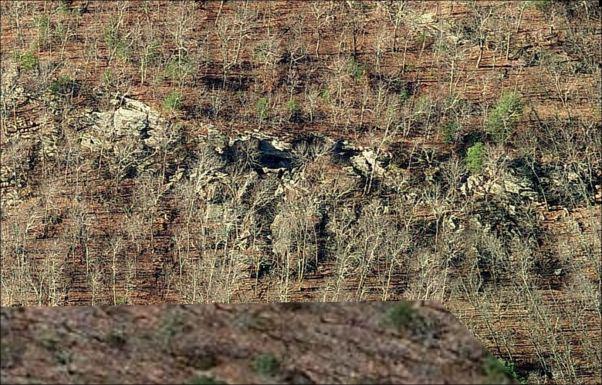 Aerial Image of Ledge