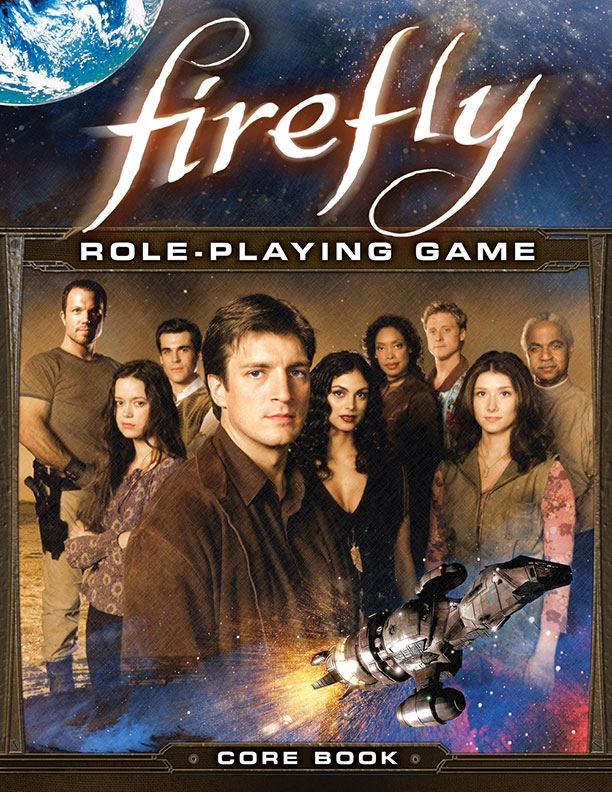 Review – Firefly RPG – Strange Assembly