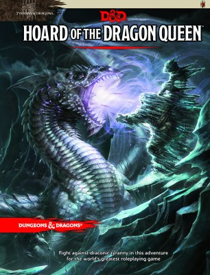 Hoard of the Dragon Queen - Cover Art