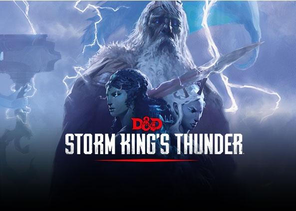 Review – Storm King's Thunder (Dungeons & Dragons) – Strange