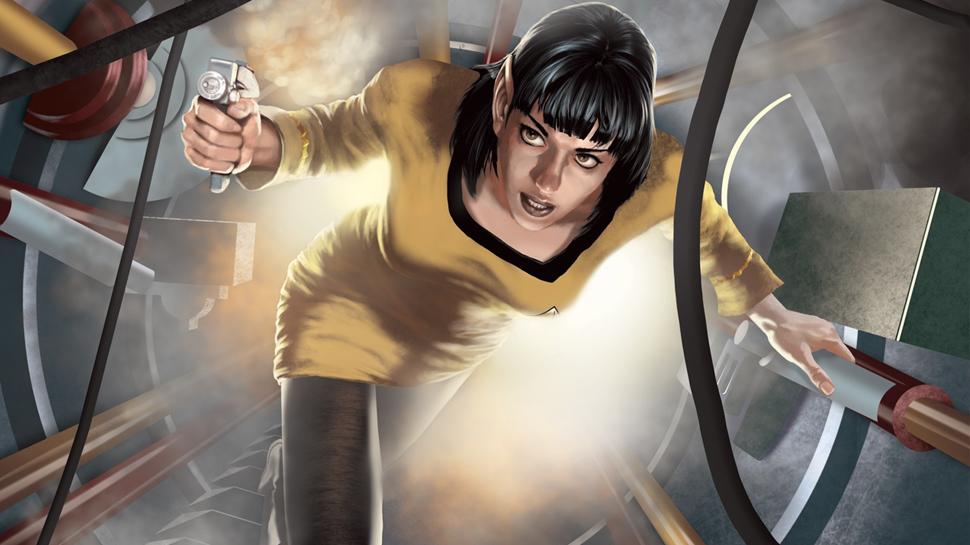 Review – Star Trek Adventures – Strange Assembly