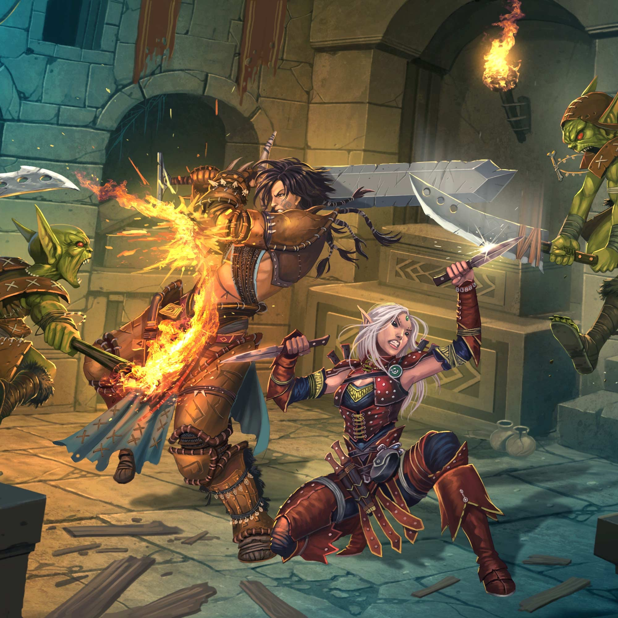 Review – Pathfinder Playtest – Strange Assembly