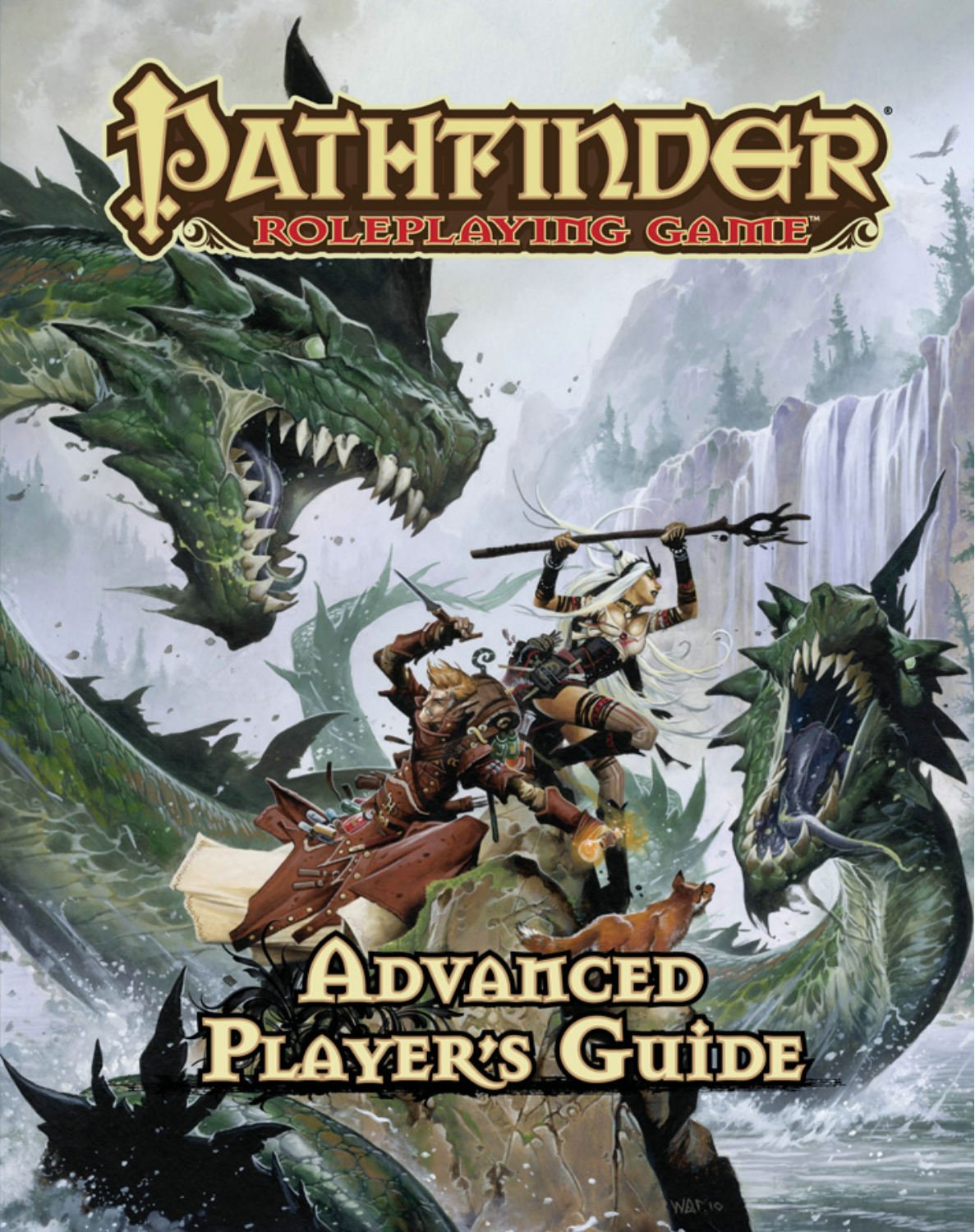 Pathfinder – Advanced Player's Guide – Strange Assembly