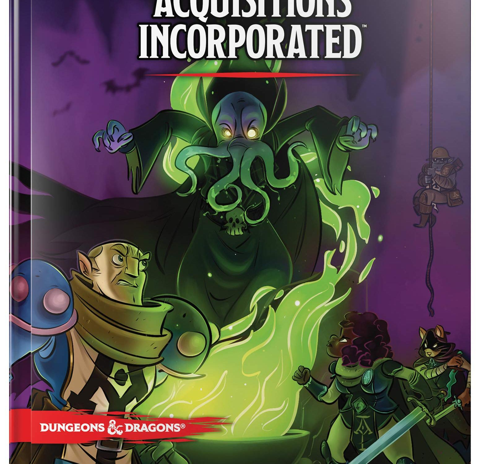 Review – Acquisitions Incorporated (Dungeons & Dragons
