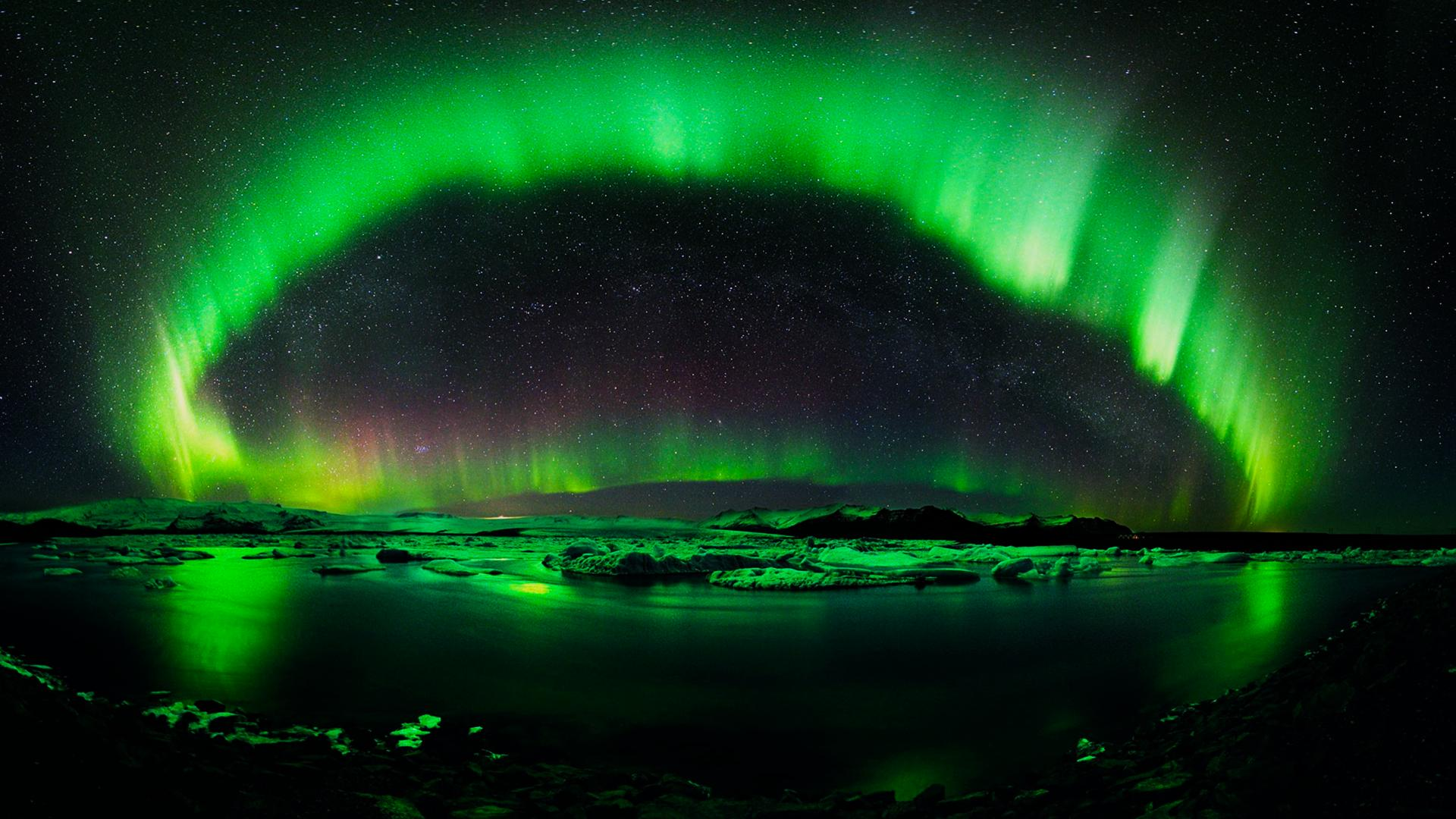 Best View Northern Lights Iceland