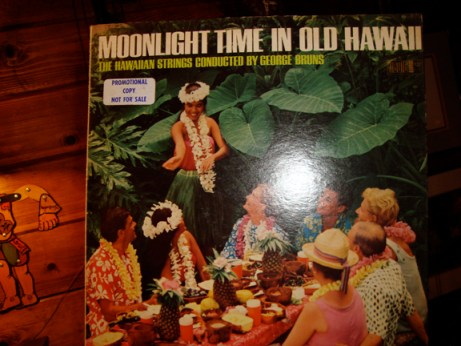 Moonlight Time in Old Hawaii - Front
