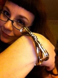 Rachel Leigh Bow Bracelet