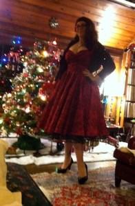 Grace Dress action shot!