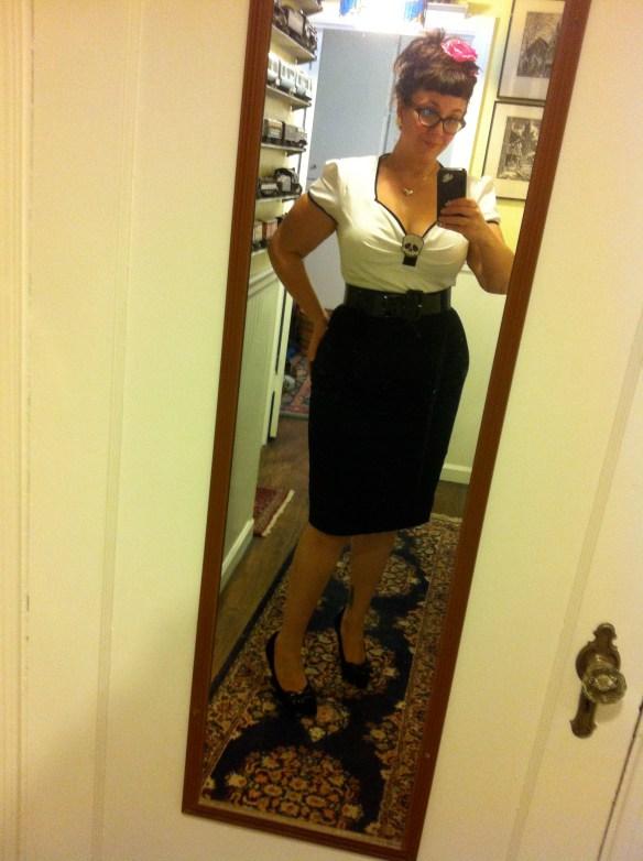 Deadly Dames Troublemaker Dress
