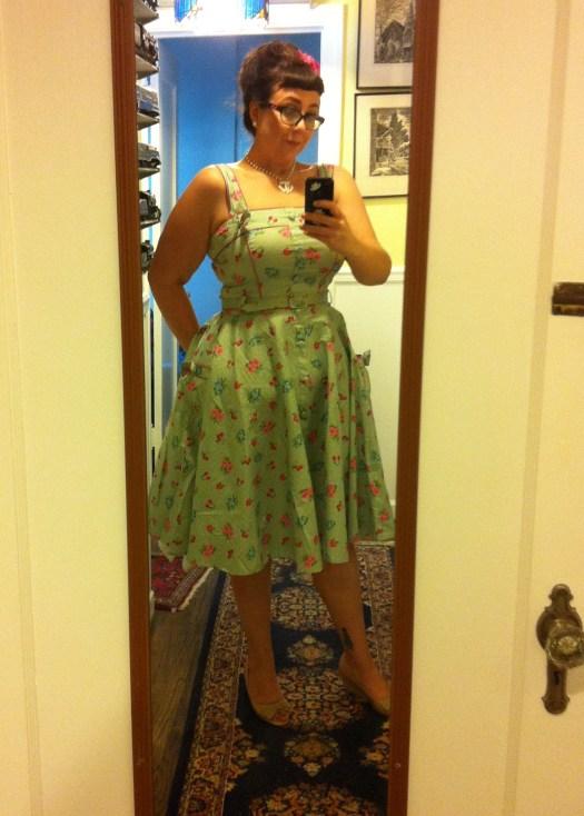 Hell Bunny Tigerlili Dress