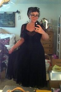 I. Magnin Dress