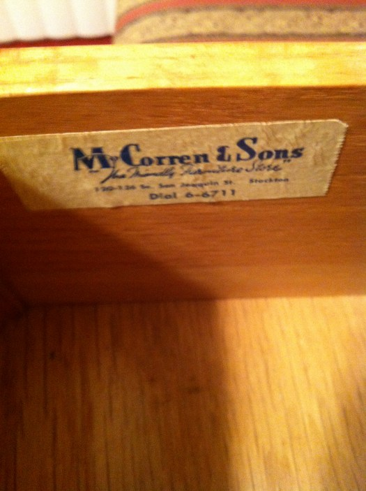 McCorren & Sons Label