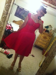 Dolores Doll Dress