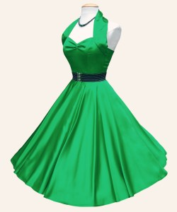 Vivien of Holloway 1950s Halter dress