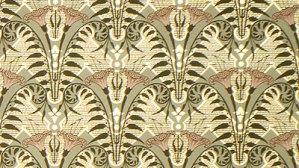 Bradbury Lily Wallpaper - Haunted Mansion