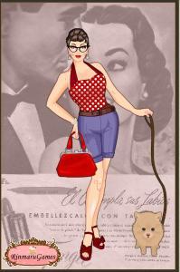 1950s Dollmaker