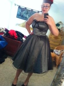 Steady VIcky dress