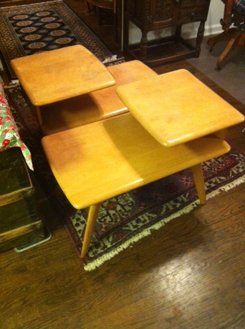Heywood Wakefield Side Tables