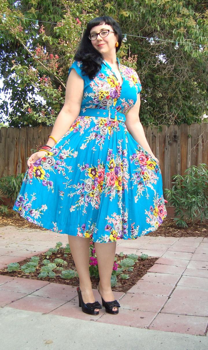 1fc6551c33 I Love Turquoise: Trashy Diva Maria and Deb dresses