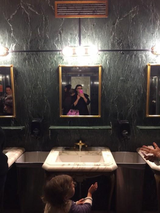 I. Magnin bathroom