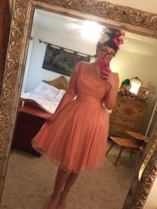 Pink Emma Domb Dress