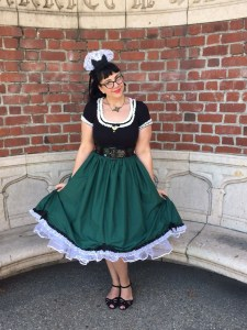 Haunted Mansion skirt