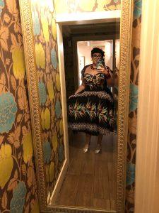 Kamehameha UV Dress