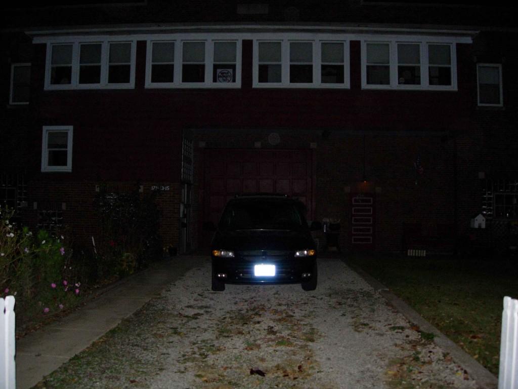 ghost car