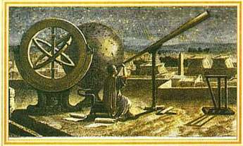 Image result for ancient telescope