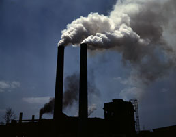 Capitalist smokestacks