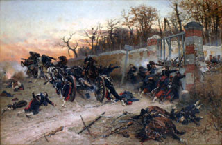 The Defence of Longboyau's Gate