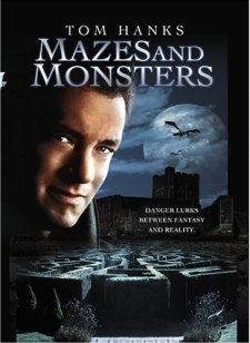 Mazes and Monsters Movie Poster