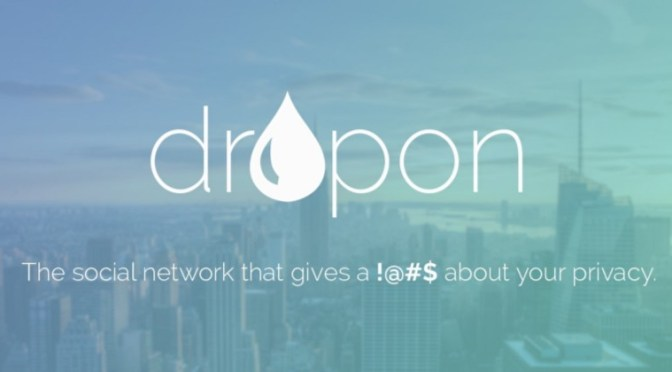 A brief look at Dropon