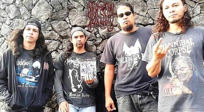 Odosha, Venezuela, Metalband
