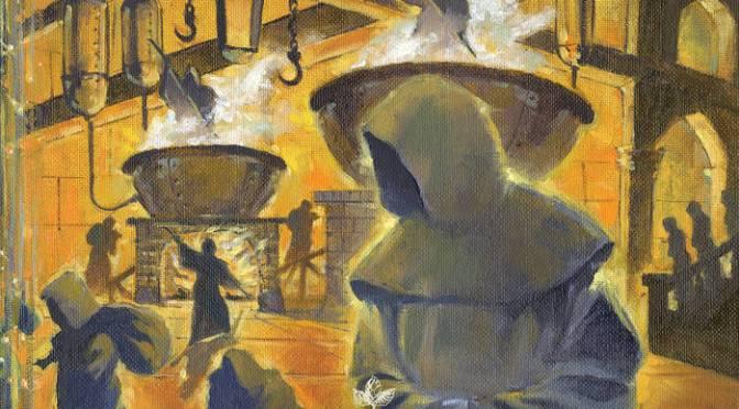 Underground Sounds: Trappist – Ancient Brewing Tactics