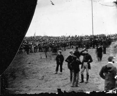 Andrew Basiago's Trip To Gettysburg