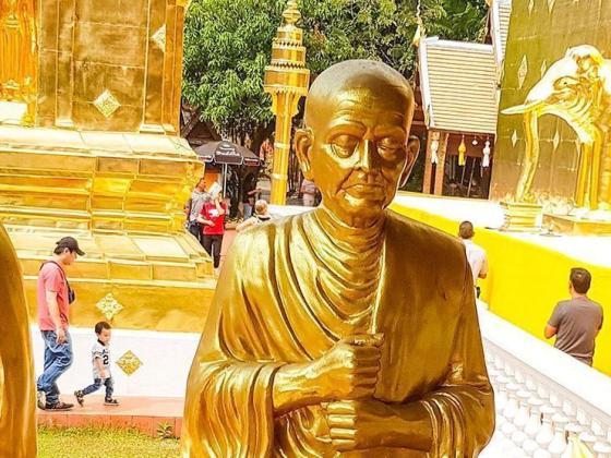 Chiang Mai Tajska potovanje