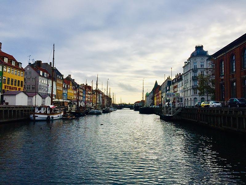 Danska - Sedem dnevni plan potovanja po Danski