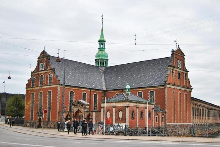 Danska in Copenhagen znamenitosti
