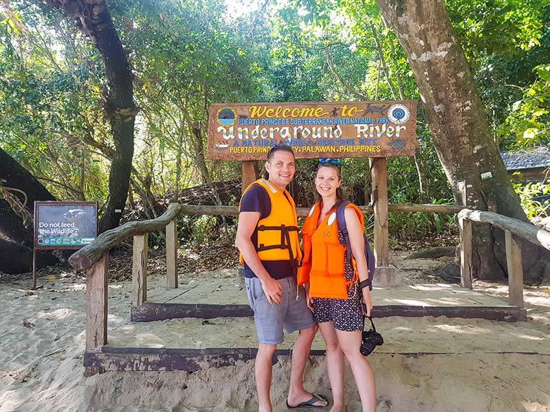 Puerto Princesa: Underground River in Honda Bay